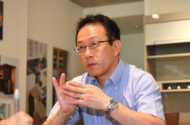 ポーゲンポール ジャパン代表取締役 川島東治氏