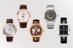 精緻かつ重厚な機械式腕時計 クラシックスタイルに見合う逸品を