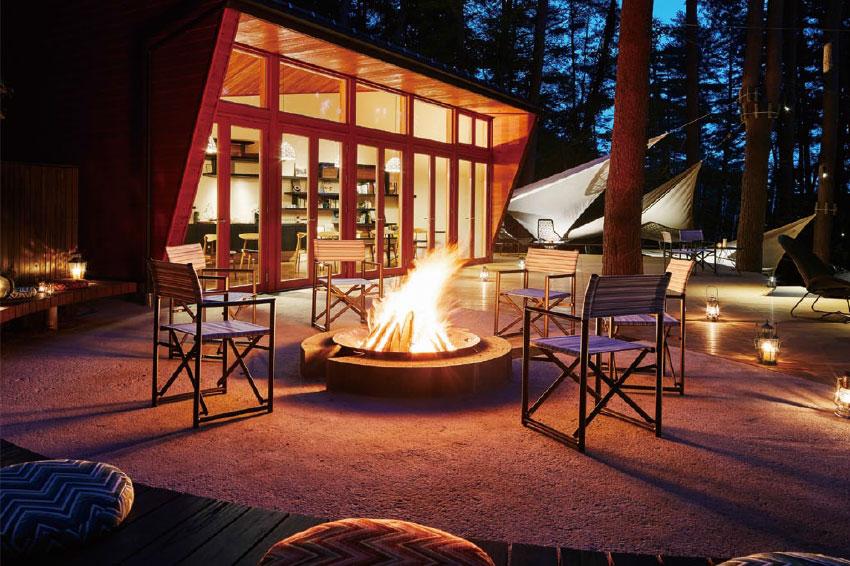 今年のキャンプはグラマラスに星空の下で至れり尽くせりな夜を