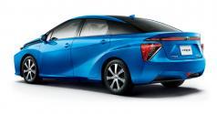 日本の匠の技が宿る燃料電池自動車 MIRAI