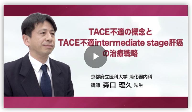 TACE不適の概念とTACE不適intermediate stage肝癌の治療戦略