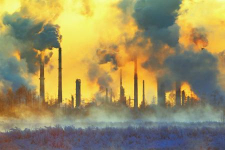 大気汚染が暴力犯罪の増加に関連