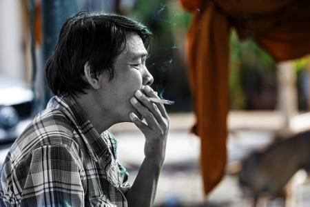 喫煙が認知症のリスクに
