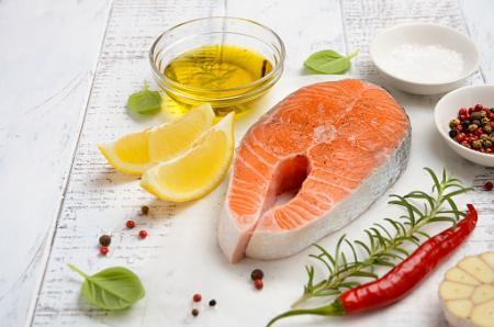 魚中心の地中海食で喘息患児の肺機能が改善