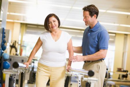 間欠性跛行に痛みを伴わない運動療法を