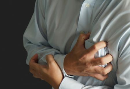 安定狭心症の補助療法に「鍼治療」