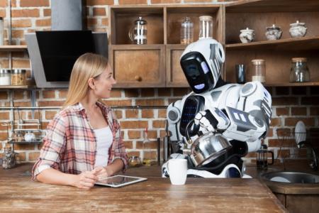 発達障害者はロボットとの対話を好む