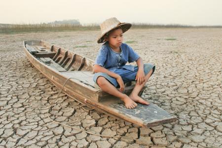 気候変動による健康被害は小児で最大