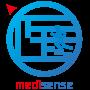 メディセンスのロゴ