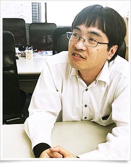 松本 秀明氏